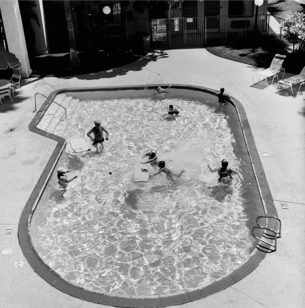 hotel pool in san diego